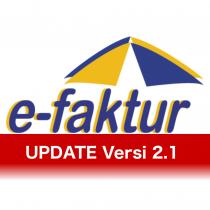Update eFaktur desktop versi 2.1