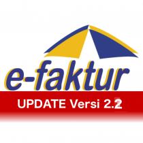 Update eFaktur desktop versi 2.2